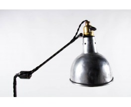Lampe de bureau Georges Houillon modele a etau 1930