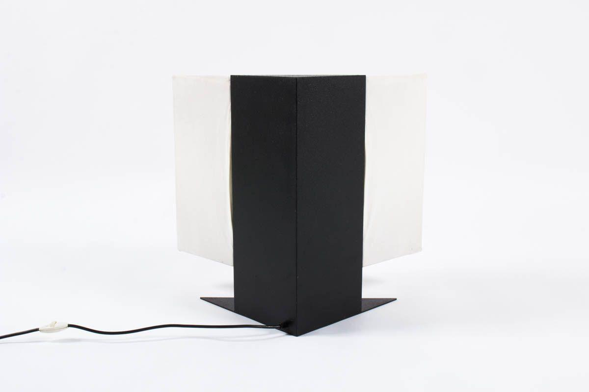Lampe Cini Boeri modele Accademia edition Artemide 1978