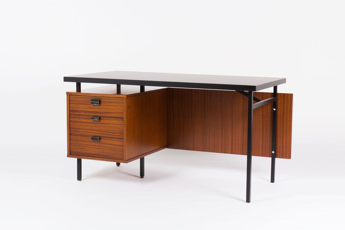 Bureau Jacques Hitier petit modele edition Charron 1950
