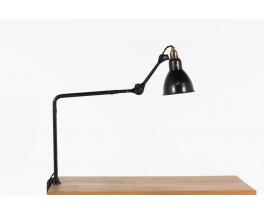Lampe d'architecte modele 403 a pince Bernard Albin Gras edition Ravel Clamart 1930