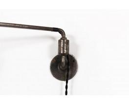 Applique Georges Houillon modele 2 bras 1930