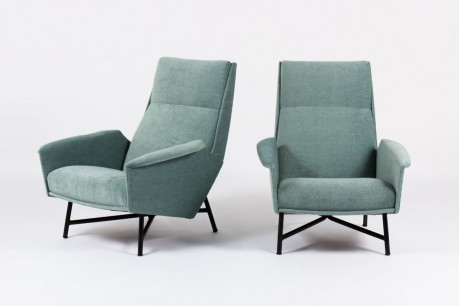 2 Oor Fauteuils.The Vintage Armchairs Of Galerie 44 A Vast Choice 3