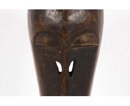Masque decoratif ethnique modele antilope du Burkina Faso 1950