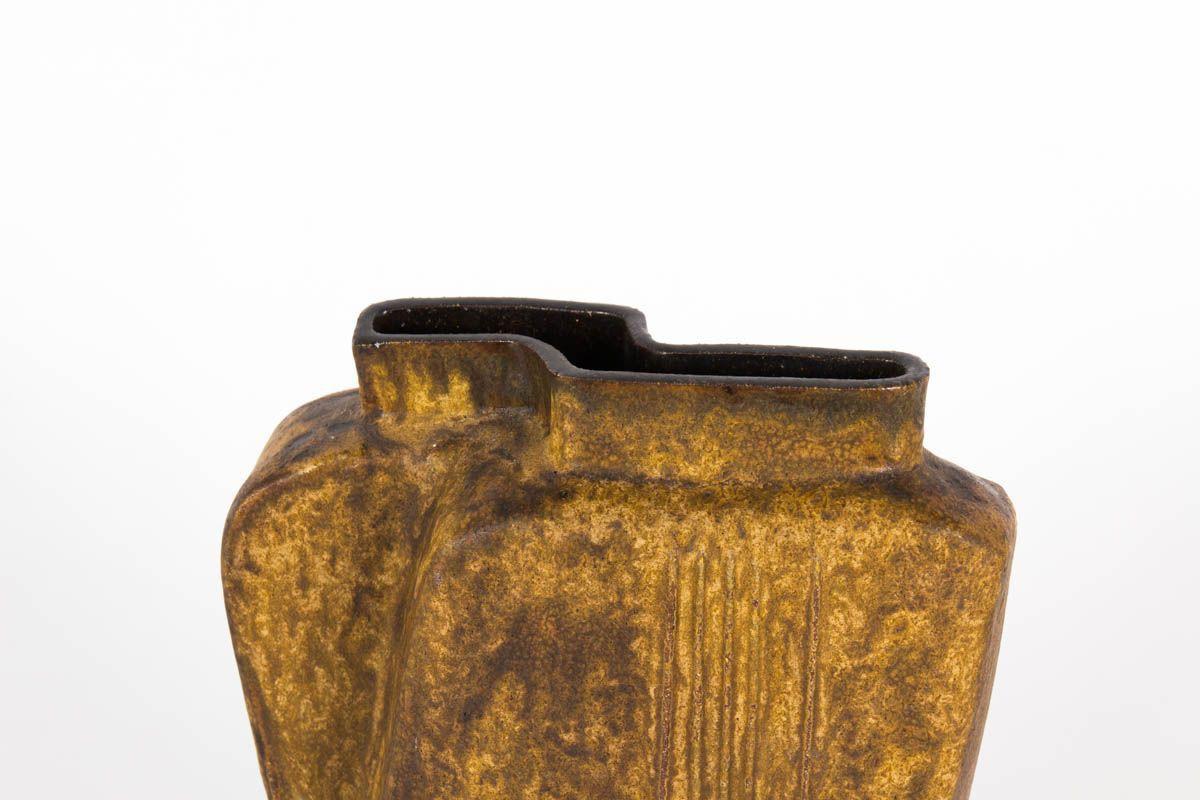 Vase Schaffenacker V41 en ceramique design allemand 1960