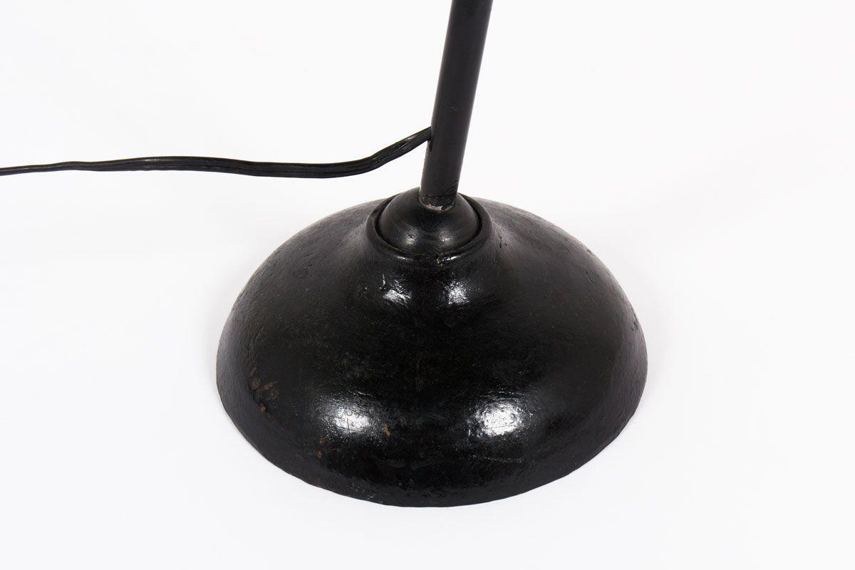 Lampe de bureau Bernard Albin Gras modele 305 marbrier 1921