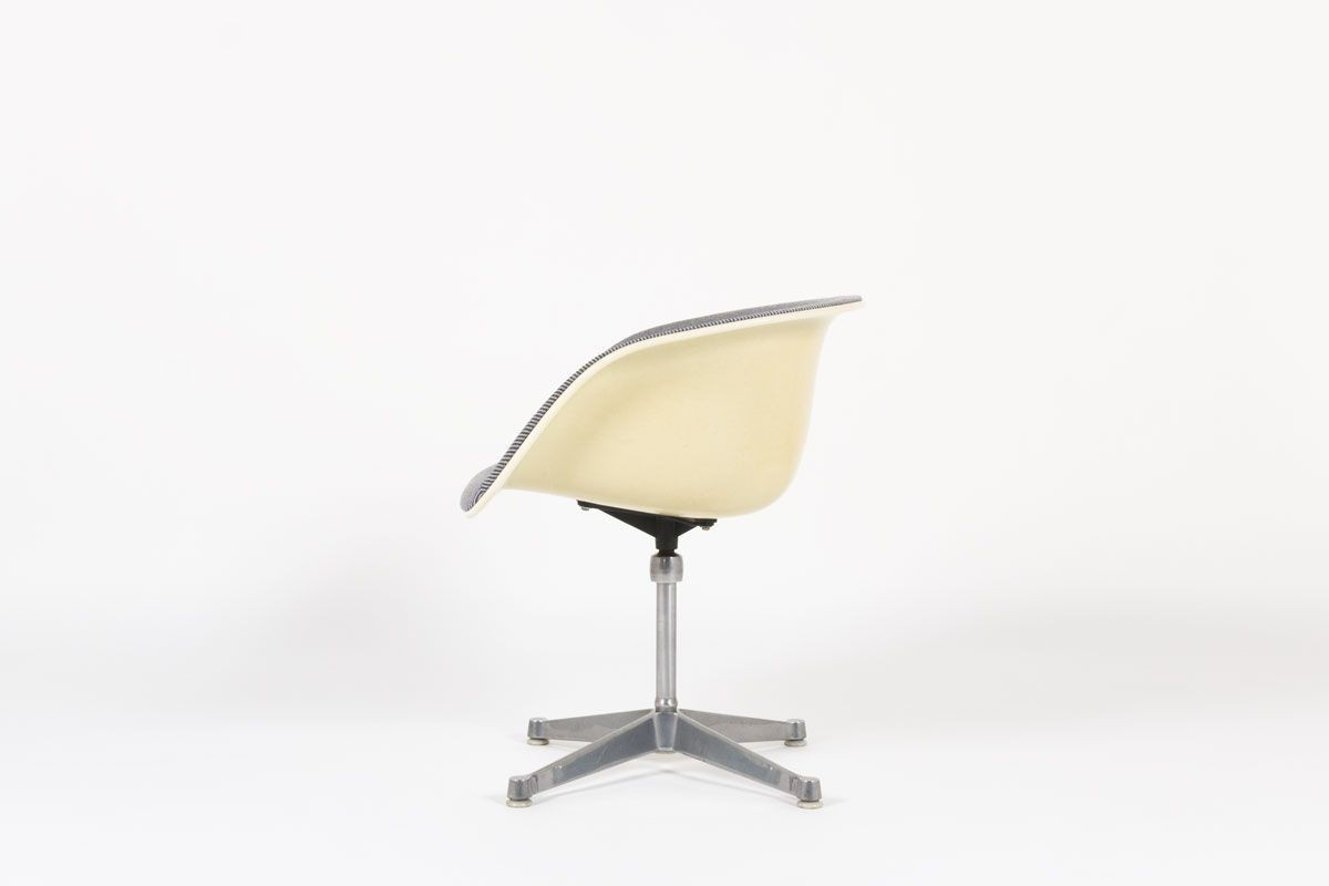 Fauteuil Charles et Ray Eames Collection La Fonda Del Sol Alexander Girard edition Mobilier International 1960