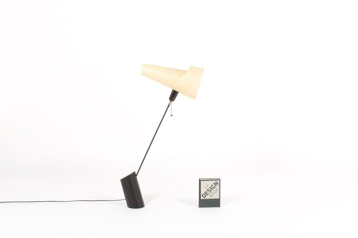 Lampe a poser modele Cobicylindre par Guillaume Guinet