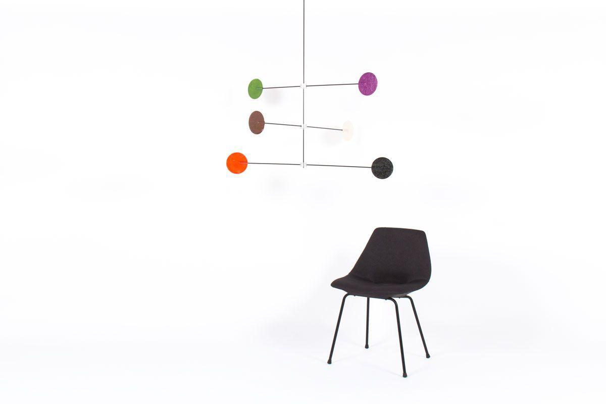 Mobile modele Mobilyom 6 couleurs 3 axes par Guillaume Guinet