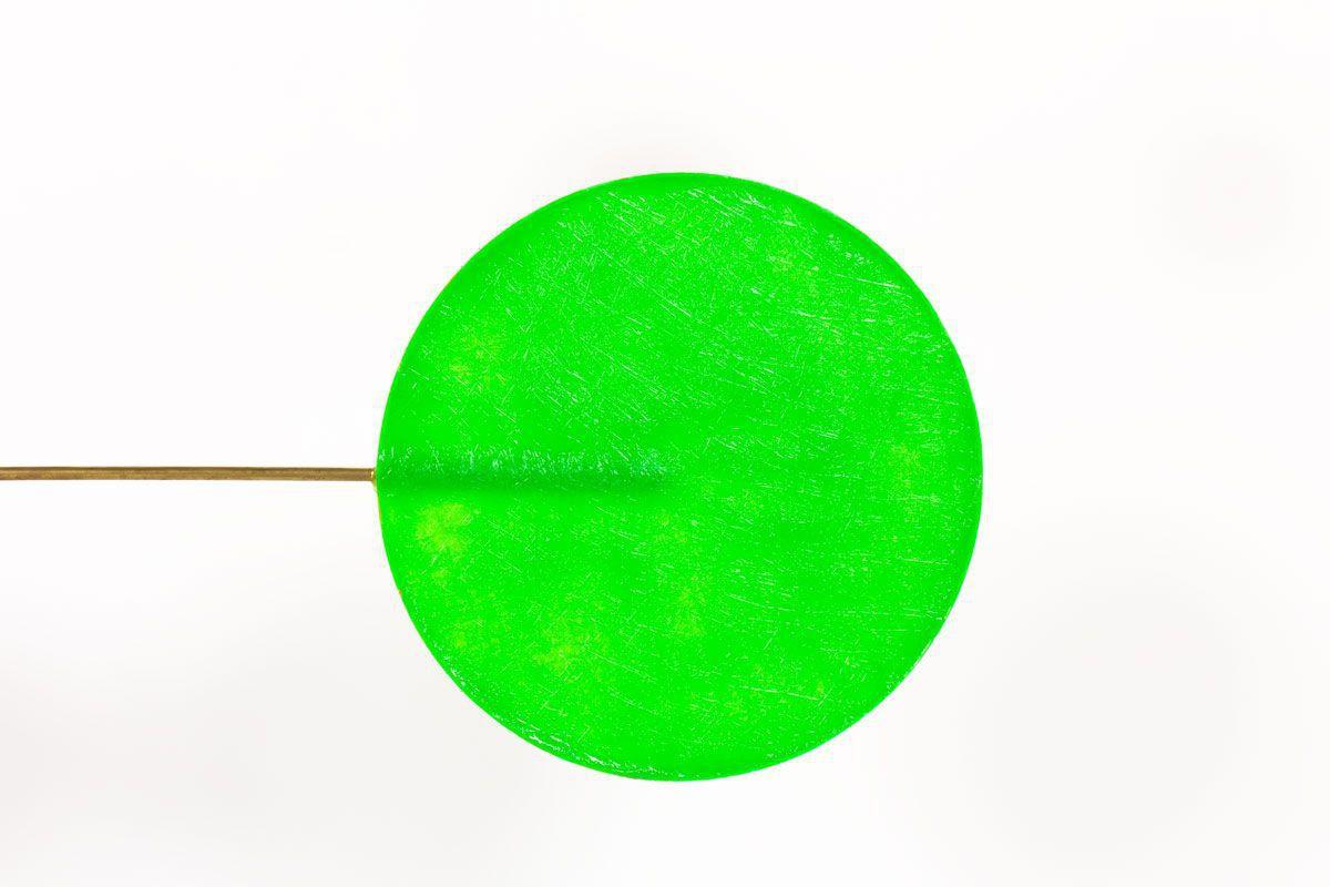 Mobile modele Mobilyom 6 couleurs 3 axes en laiton par Guillaume Guinet