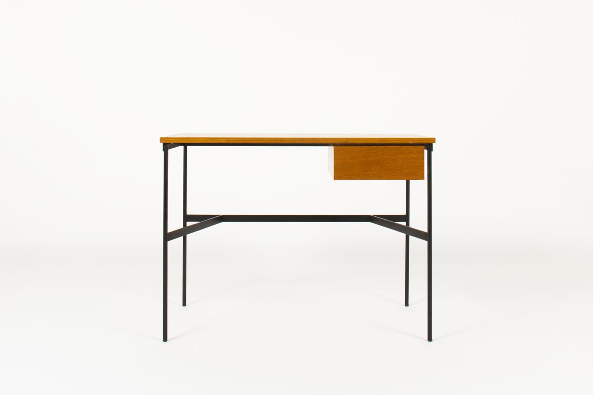 Pierre Paulin desk model CM174 edition Thonet 1950