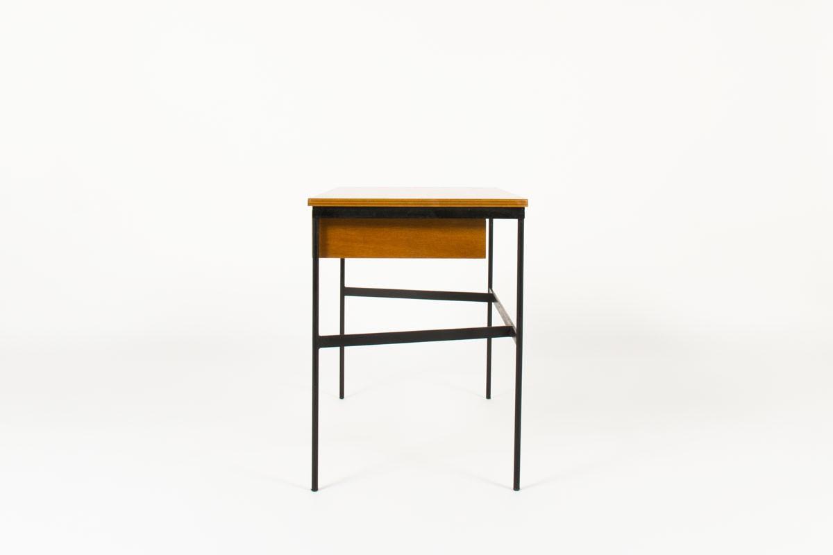 Bureau Pierre Paulin modèle CM174 édition Thonet 1950