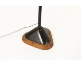 Bernard Albin Gras desk lamp 206 model by Ravel Clamart 1921