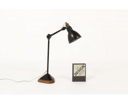 Lampe de bureau modèle 206 Bernard Albin Gras édition Ravel Clamart 1921