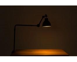 Lampe d'architecte Bernard Albin Gras modèle 413 à pince 1930