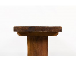 Console table in teak 1950