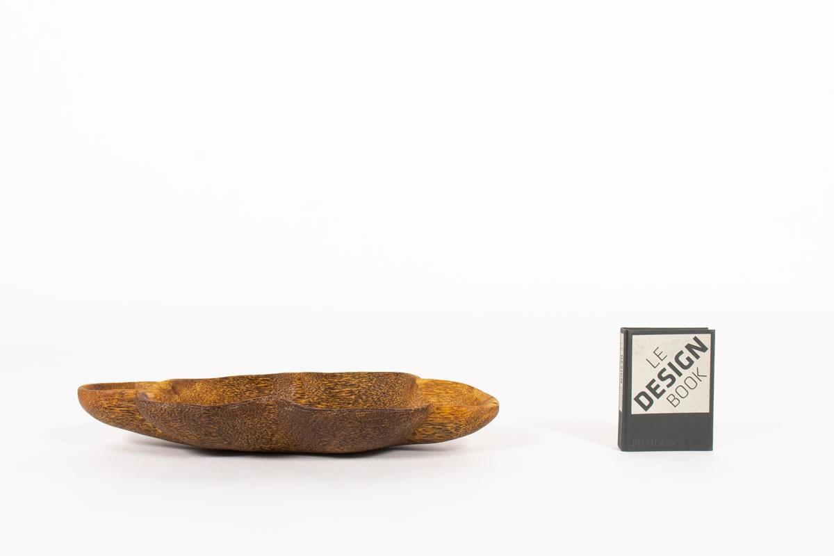 Vide poche en cocotier 1950