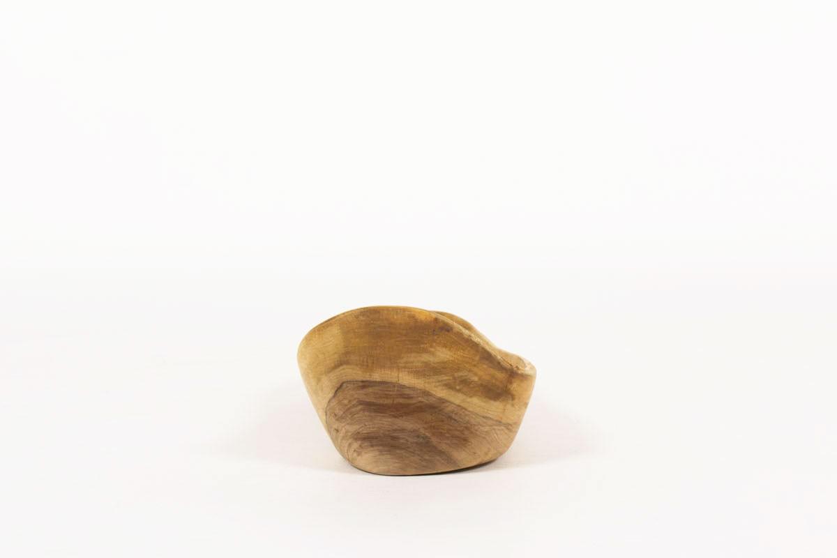 Trinket bowl model Bean in olive tree 1950