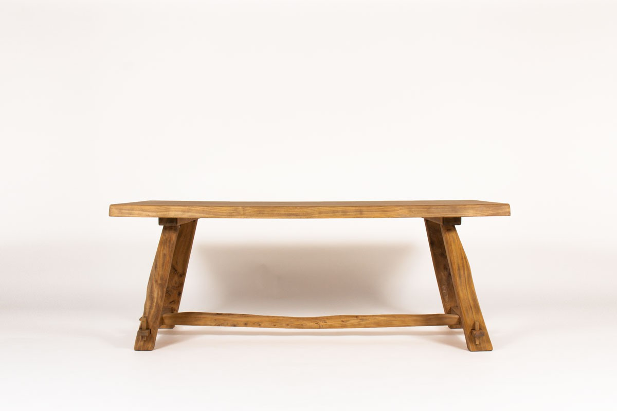 Olavi Hanninen dining table by Mikko Nupponen 1950
