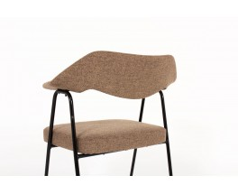 Robin Day armchairs model 675 edition Airborne 1950 set of 2