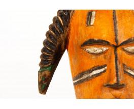 Buste décoratif design africain