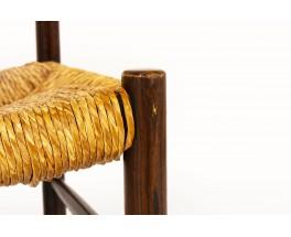 Chairs model Dordogne in ash edition Sentou 1950 set of 6
