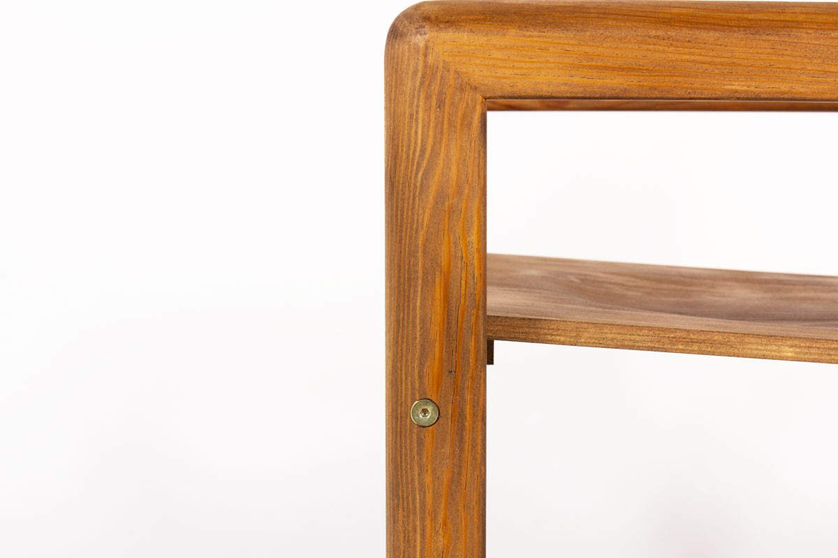 Andre Sornay armchair in pine 1960