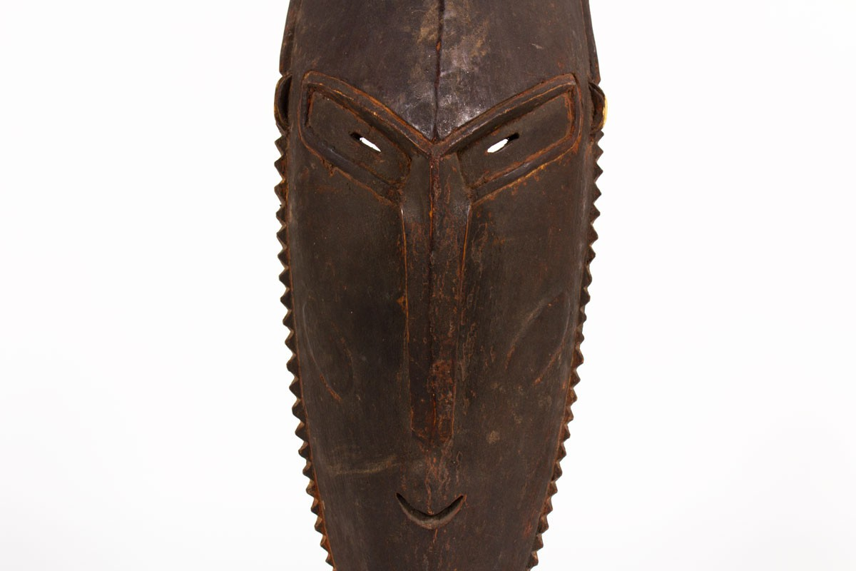 Brag Mask Papua New Guinea 19th century
