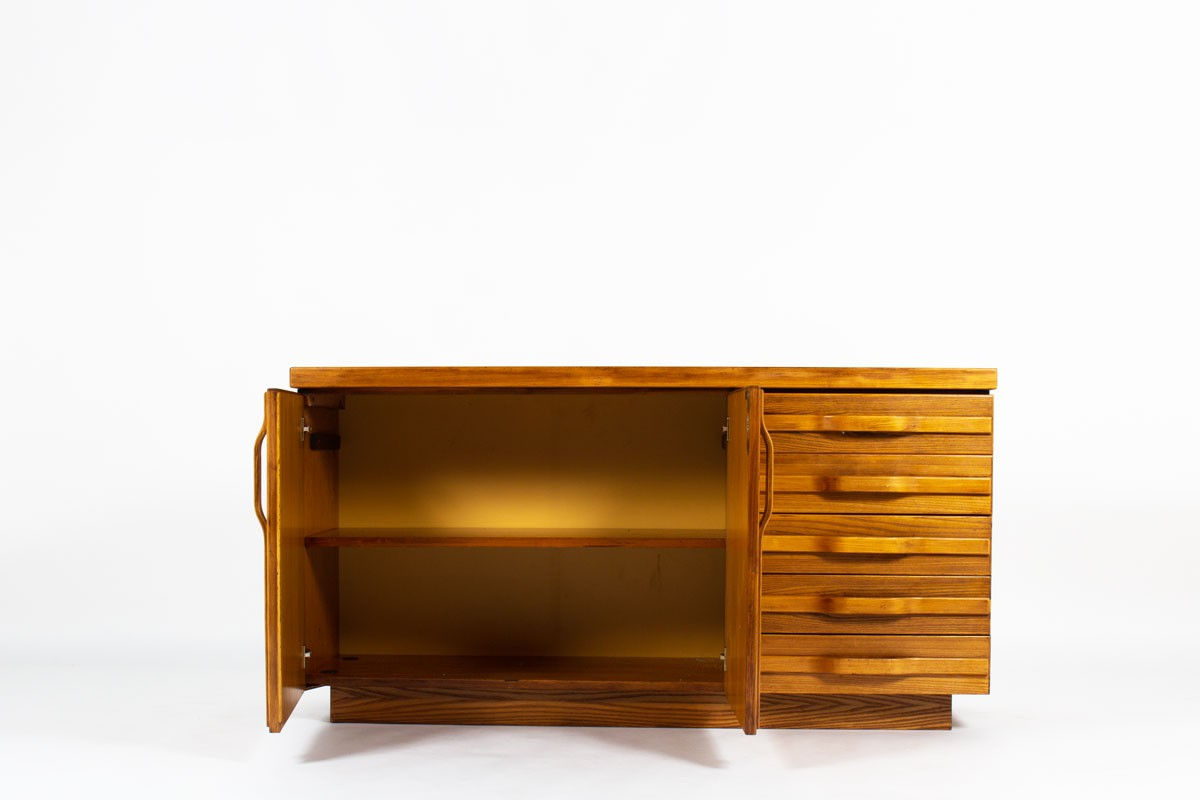 Sideboard in elm 1980