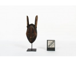 Decorative mask Bambara hare 19th century