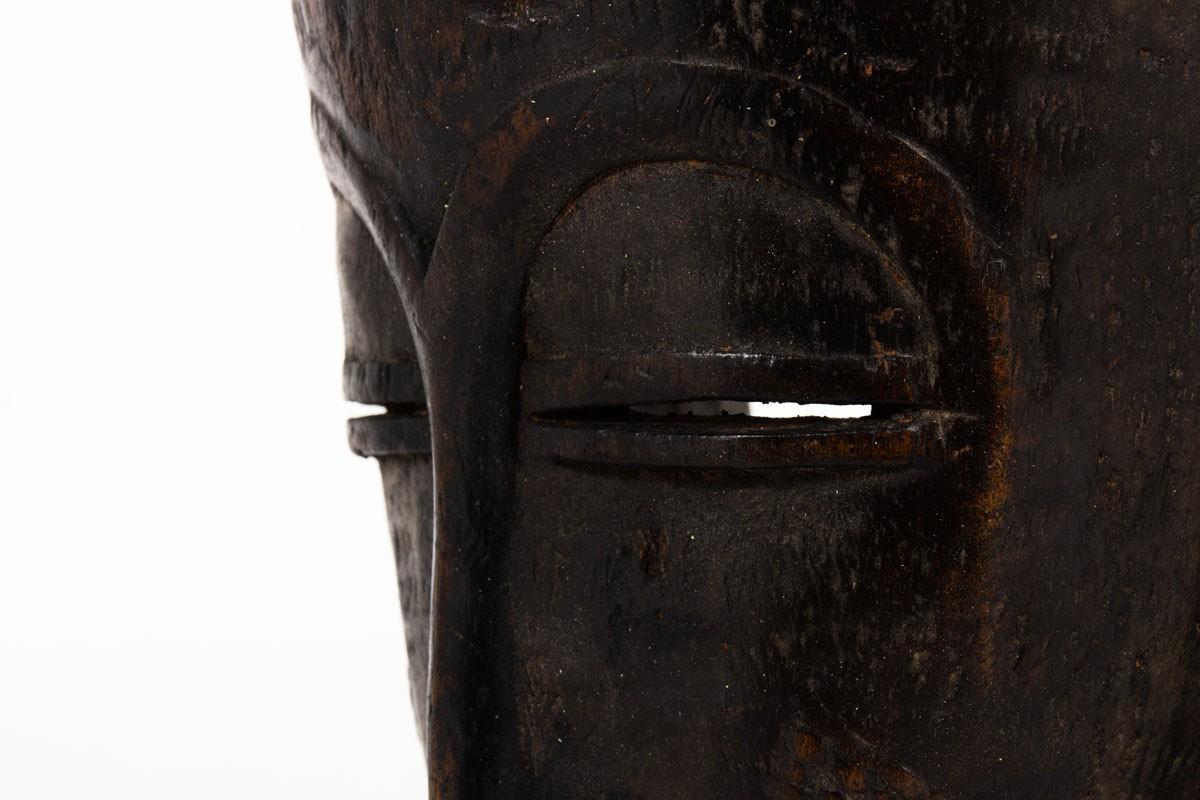 Masque Baoulé Côte d'Ivoire 1960