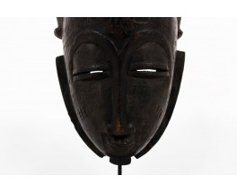 Baoule Mask Ivory Coast 1960