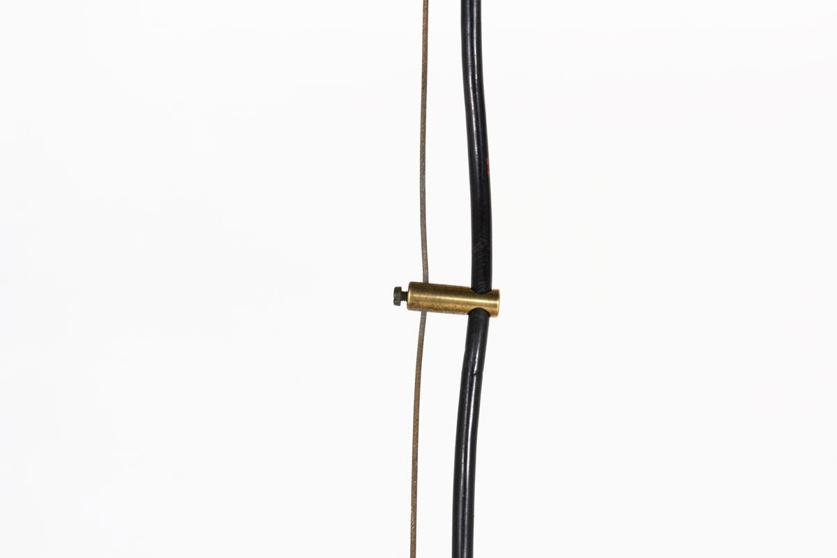 Claus Bonderup and Torsten Thorup pendant light model Semi Laiton edition Fog and Murop 1970