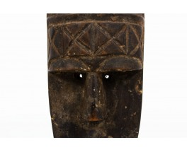 Decorative mask African design 1950