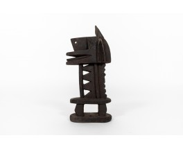 African design wooden sculpture 1950