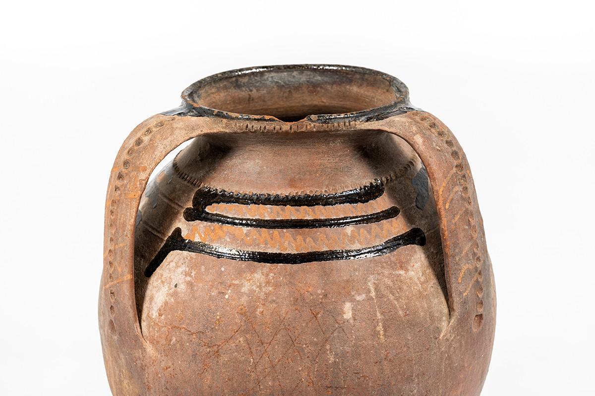 Large terracotta jar 1950