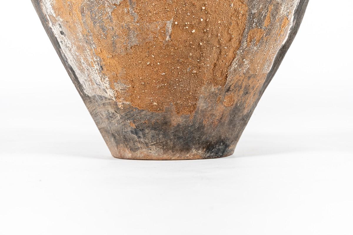 Jarre grand modèle en terre cuite XXème siècle