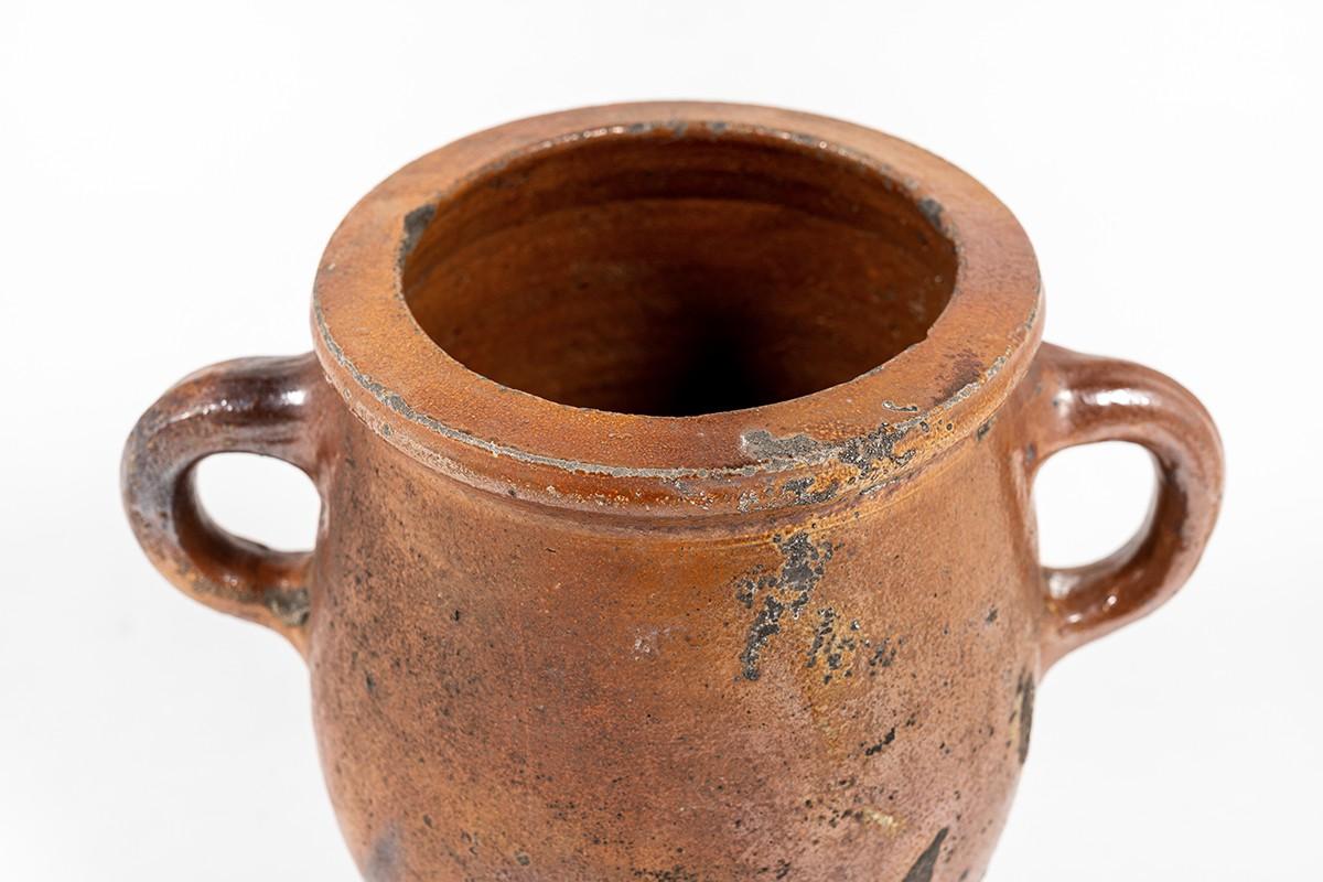 Terracotta pot early 20th century