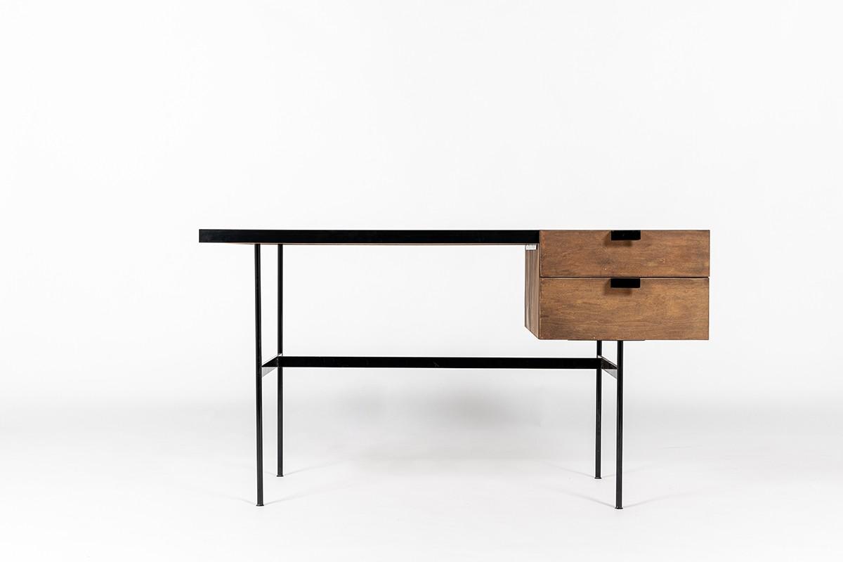 Pierre Paulin desk model CM141 edition Thonet 1950