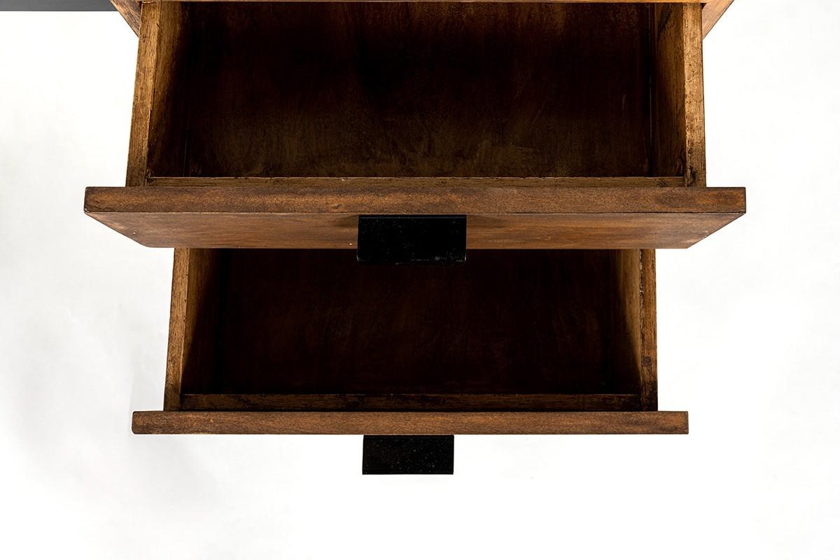 Bureau Pierre Paulin modèle CM141 édition Thonet 1950