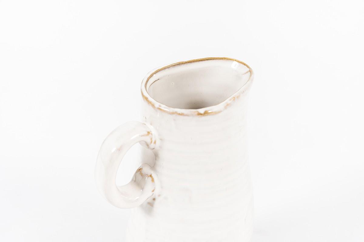 Ensemble de vases en céramique 1960 set de 3
