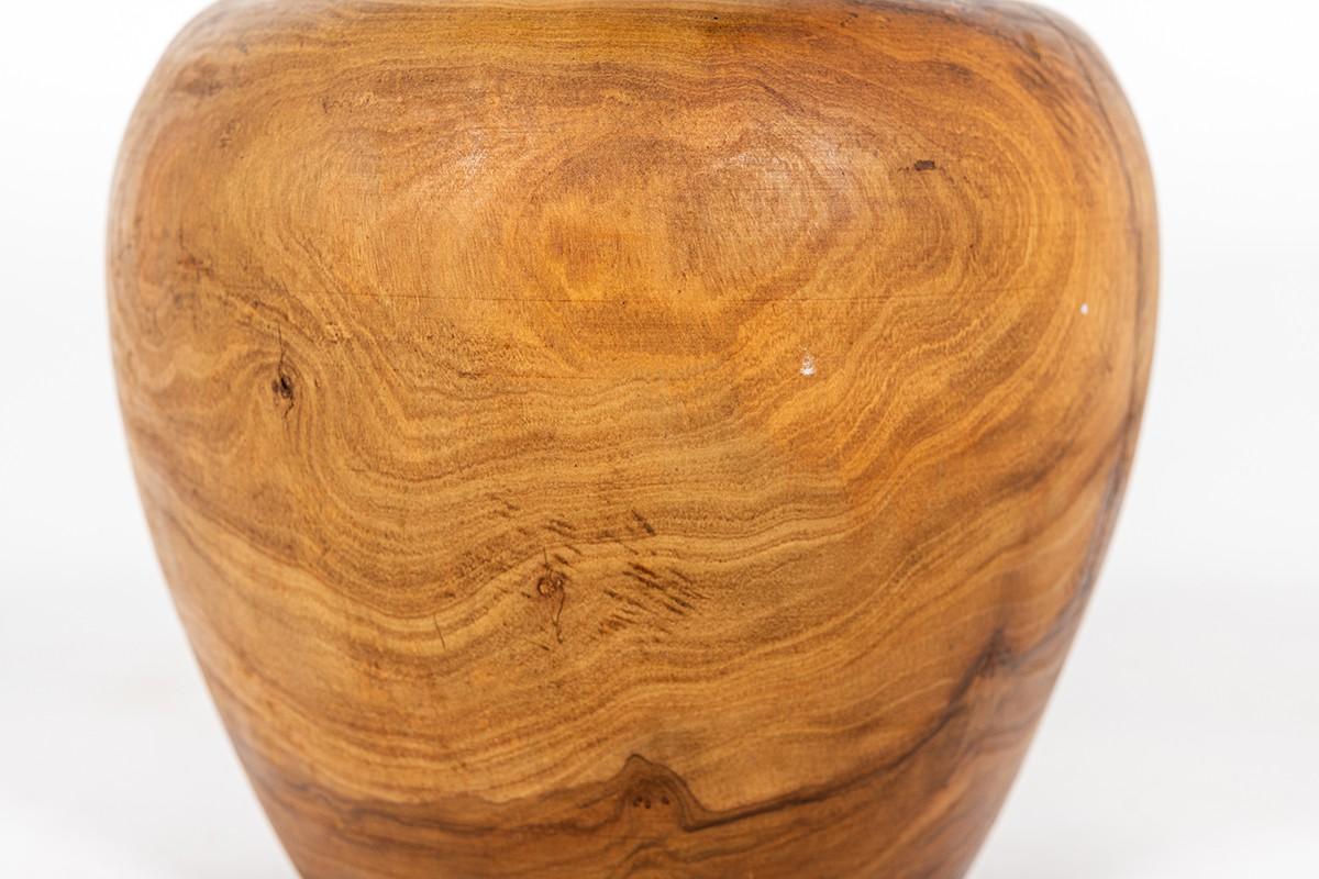 Monoxyl trinket bowl in olive tree 1950