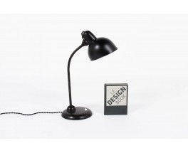 Lampe de bureau Christian Dell modele 6556 edition Kaiser Idell 1930
