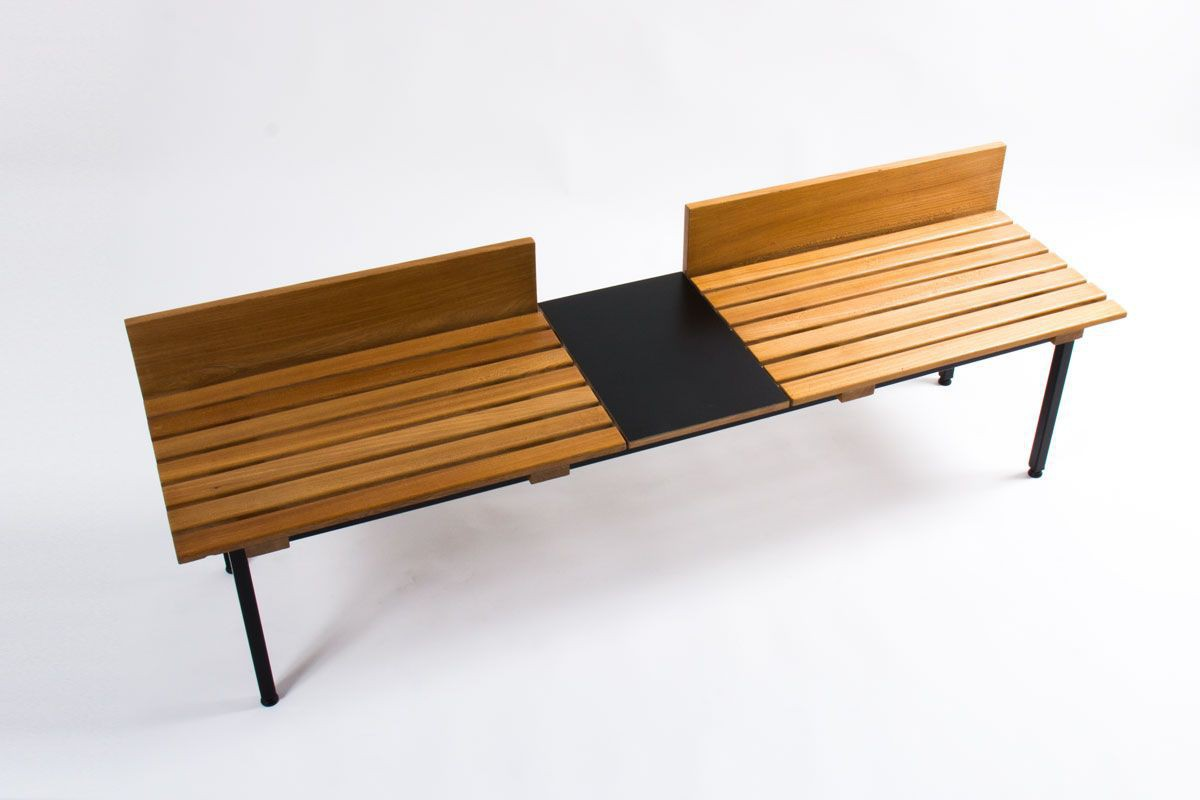 Banc orme massif Andre Simard 1950