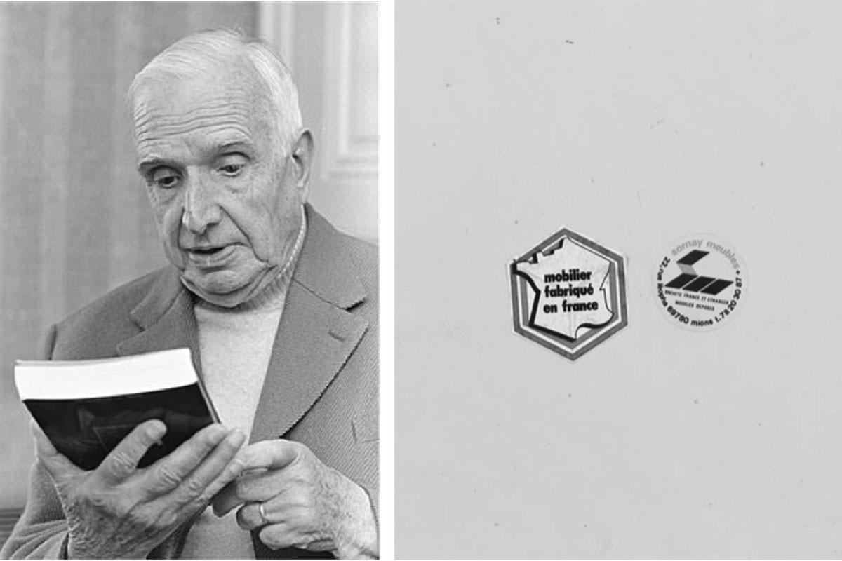 André Sornay, ébéniste designer d'avant-garde