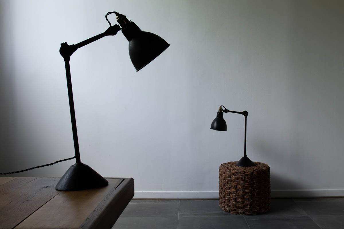 La lampe Gras, des ateliers aux galeries d'art