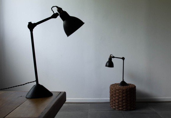 The Gras lamp, from workshops to art galleries